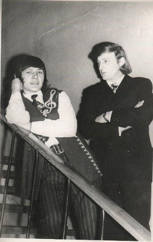 "Во Дворце культуры ш. ""Судженская"" 1978г."